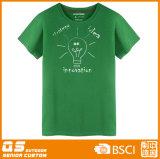 남자의 형식 스포츠 기능적인 t-셔츠