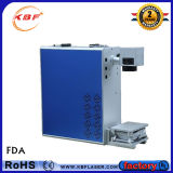 手持ち型の最もよい品質の金属のファイバーレーザーのマーキングの機械装置の価格