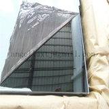Van de het paneellift van de muur decoratief 304 opgepoetst het roestvrij staalblad