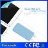 Cargador portable del móvil de la batería de la potencia del cargador 10000mAh de la alta calidad