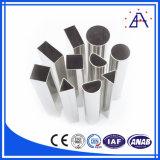 6063 T5 알루미늄 밀어남 관을 양극 처리하는 광택