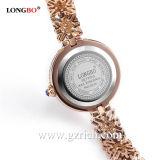 Orologio del quarzo delle donne della vigilanza di Longbo