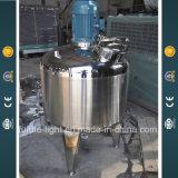 Tanque do vapor do revestimento do dobro do aço inoxidável