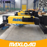 Double élévateur électrique de câble métallique de poutre de 6.3 tonnes (MLER6.3-06D)