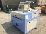 Сказовый MDF 9060 отрезока лазера CNC СО2 рабата