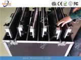 P3 Gietende LEIDENE van de Huur van het Aluminium Vertoning met de Verpakking van het Geval van de Vlucht