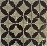 Mattonelle di marmo di pietra naturali di Moasic slittamento speciale di disegno di anti (FYSL358)