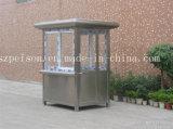 Casa pré-fabricada/Prefab móvel fácil da caixa de sentinela