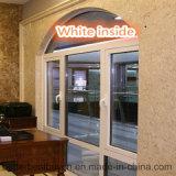 最もよい価格の高品質の振動開き窓アルミニウムWindows