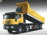 Camion de /Dump de verseur de construction de Rhd