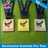 Оптовое высокое медаль металла Taekwondo меди серебра золота Quanlity