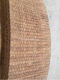 عمليّة شحذ يحاك مكبح بطانة لف راتينج حرير صخريّ