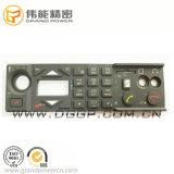 Het audio RubberToetsenbord van het Silicone van het Systeem van de Controle van de Deklaag van de Ets Pu van de Laser Euipment