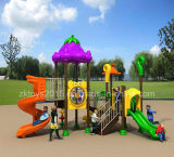 Parco di divertimenti Outdoor Playground Equipment per Commercial
