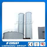 Microplaquetas de madeira/silo de aço do armazenamento casca da serragem/combustível para a indústria nova da energia e da biomassa