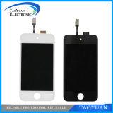 Экран LCD фабрики оптовый для цифрователя LCD iPod 4