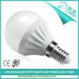 E14 220V 3W 5W 7W G45 LED 지구 램프
