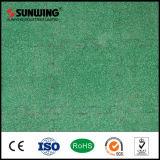 Sport amichevoli decorativi che pavimentano le mattonelle artificiali di collegamento dell'erba