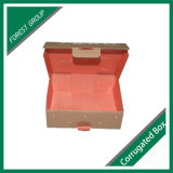 Caixa de embalagem ondulada impressa do pacote da caixa ondulada da venda costume quente