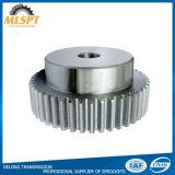 Fertige Standardausbohrungs-gerader kleiner Stahlgang