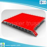 Buen Wedding Ajustable Portable Mobile Event Stage Platform para Sale