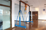 CE ISO9001 con Warehouse Assembled Liftable Gantry Crane (FT1-0.5)