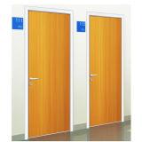 Porte intérieure de pièce de Malamine Alumnium HPL