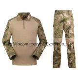 7 Eenvormige Camouflage van de Kikker van het Gevecht van het Leger van kleuren de Tactische