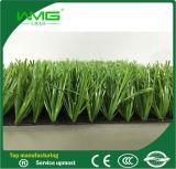 De kunstmatige Tapijten van het Gras voor het Stadion van de Voetbal