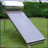 Calefator de água solar pressurizado 2016 do estojo compato do painel