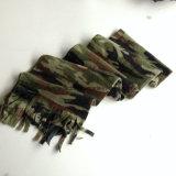 Sciarpa polare militare del panno morbido di inverno promozionale poco costoso buono di prezzi all'ingrosso di vendita