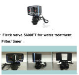 Válvula de filtração automática Fleck 5600 para tratamento de água