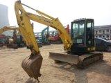 Excavatrice utilisée de Yanmar 55 Yanmar Vio55-5b en vente