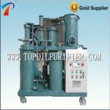 Système de réutilisation industriel de pétrole hydraulique d'huile de lubrification de vide (TYA)