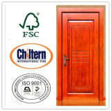 100%古典的なSolid Wood Door、BS 476 CertificateとのFire Rated Door