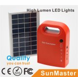 Portable와 High Performance LED Solar Home Lighting Kit System