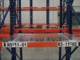 Het Netwerk van de Draad van de Toebehoren van het Rek van de pallet Decking met Uitstekende kwaliteit