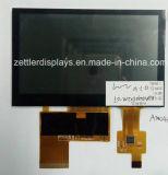 """4.3 """" TFT 480xrgbx272, avec le panneau de contact capacitif : ATM0430d12-CT"""