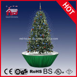 Music를 가진 다색 LED Decorative Light Snowing Christmas Tree