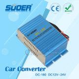 CC 12V del trasformatore di potere dell'automobile del trasformatore 10A di impostazione dell'automobile di Suoer al convertitore di CC 24V (DC-180)