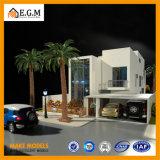 건축 모형 또는 아름다운 별장 모형 또는 표시 제조의 건물 모형 또는 아파트 모형 또는 모든 종류