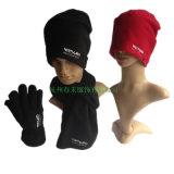 Fábrica reversible del sombrero del deporte del nuevo del paño grueso y suave modelo polar reversible de la gorrita tejida