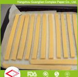 12X16 pulgadas de media hoja de silicona recubierto de papel de pergamino Pan Liner