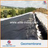 Glatte graues Blau-Farbe PVC-Teich-Oberflächenzwischenlagen
