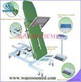 Bâti médical électrique d'inclinaison