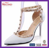 顧客のロゴOEMの女性の方法靴