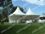 屋外PVCは結婚式のイベントのための塔のテントを飾った