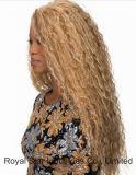 Africano la maggior parte del Virgin popolare poca parrucca piena del merletto dei capelli ricci