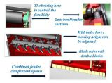 segadeira usada 20-35HP do Flail do CE do Pto de 3 pontos do trator mini