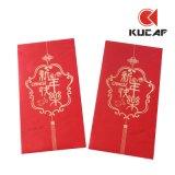 Busta Pocket cinese di timbratura di oro (KCE-0007)